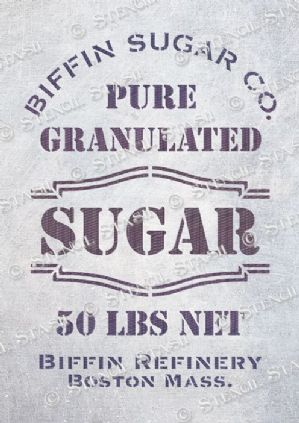 Grain Sack Sugar